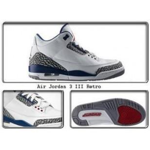38ca60c0ebf324 Air Jordan III (3) Retro-19 - Jordans for Men