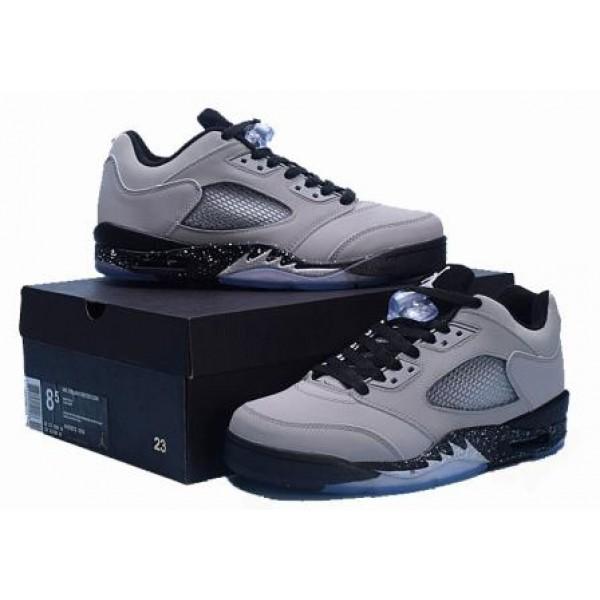 be581da722da Air Jordan 5 Low Cool Grey