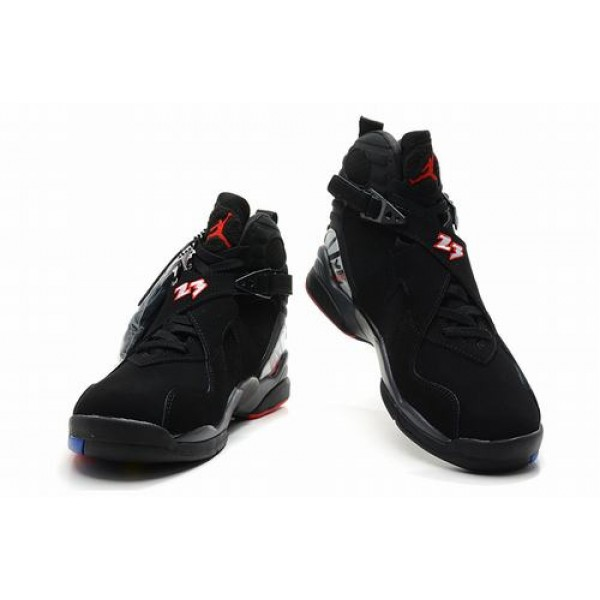 d21d1ffcf1fd Air Jordan VIII (8) Retro black white red orange