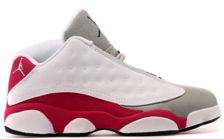 price reduced online shop website for discount Air Jordan 13 Grey Toe Low - Jordans for Men