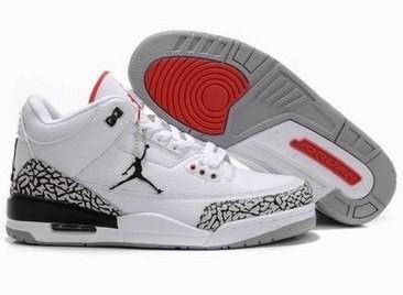watch 81409 8e3d4 Air Jordan 3 Retro White Cement - Jordans for Men