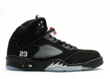 sale retailer 11468 43585 Air Jordan Retro 5 (V) Metallic