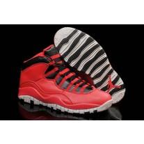 Air Jordan 10 Red 2015