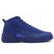 Air Jordan 12 Retro Blue Suede