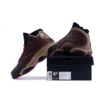 Air Jordan 13 Brown/Black
