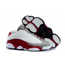 Air Jordan 13 Grey Toe Low
