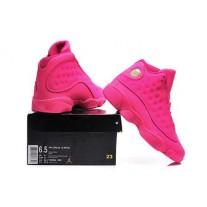 Air Jordan 13 Pink For Women