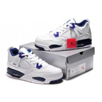 Air Jordan 4 Retro 2015 White Black