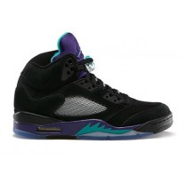 Air Jordan 5 Black Grape Women