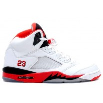 Air Jordan 5 (V) Retro Fire Red