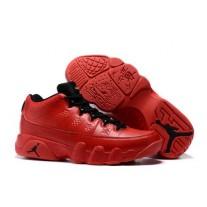 Air Jordan 9 Red Low