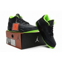 Air Jordan III (3) Retro Black Green-76