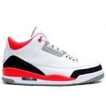 Air Jordan III (3) Retro Fire Red 2013