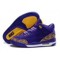 Air Jordan III (3) Retro Women-1