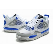 Air Jordan IV (4) Kids-32