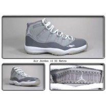 Air Jordan Retro 11 (XI) Cool Grey