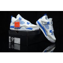Air Jordan Retro 4 (IV) Military Blue 2012
