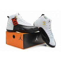 Air Jordan XII (12) Retro White Black-73