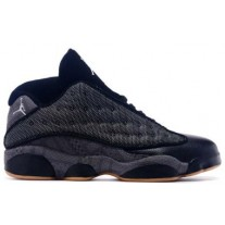 Air Jordans 13 Low Grey Black
