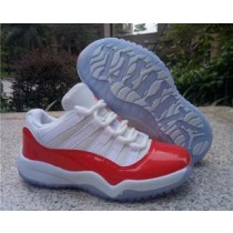 Air Jordan 11 Low Varsity Red Kids
