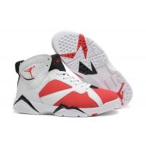 Air Jordan 7 Retro White/Red/Black