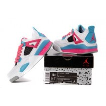 Air Jordan IV (4) Kids-38