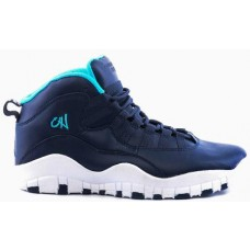 Air Jordan 10 Blue/White