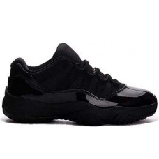 Air Jordan 11 Low Black Pink Women