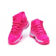 Air Jordan 11 Pink/White Women