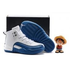 Air Jordan 12 French Blue For Kid