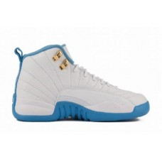 Air Jordan 12 University Blue Women