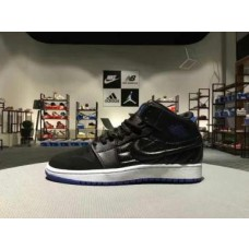 Air Jordan 1 Black/White