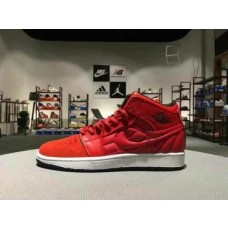 Air Jordan 1 Red/White