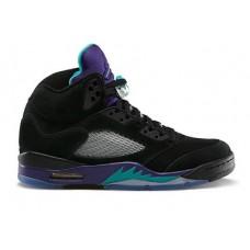 Air Jordan 5 Black Grape Women