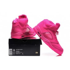 Air Jordan 5 Pink For Women