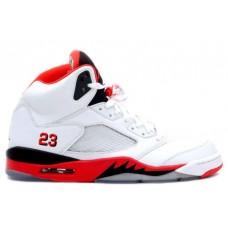 Air Jordan 5 (V) Retro Fire Red Women