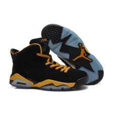 Air Jordan 6 Black/Gold