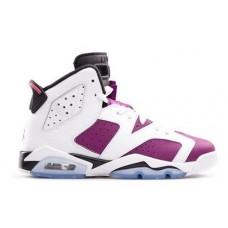 Air Jordan 6 Bright Grape