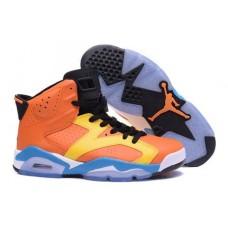 Air Jordan 6 Orange