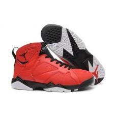 sneakers for cheap 03061 61f72 Air Jordan 7 Retro Red Black White