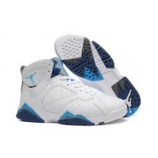 Air Jordan 7 Retro White/Blue