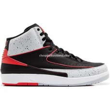 Air Jordan II (2) Infrared Speckle