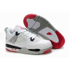 Air Jordan IV (4) Kids-25
