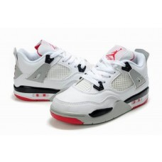 Air Jordan IV (4) Kids-26