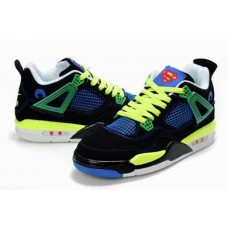 Air Jordan IV (4) Kids-27