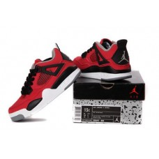 Air Jordan IV (4) Kids-35