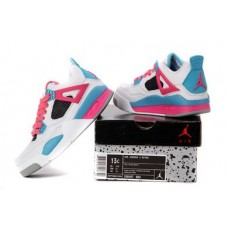 Air Jordan IV (4) Kids-38