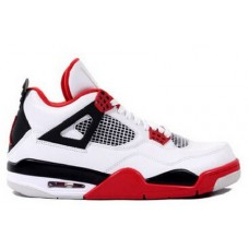 Air Jordan IV (4) Retro Fire Red 2012