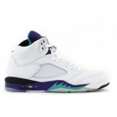 Air Jordan Retro 5 (V) Grape Women