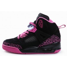 Air Jordan Spizikes Women Black Pink-21